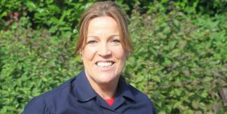 Dawn Wright, Firefighter